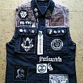 My Second Vest (RIP)