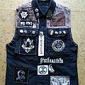 My Second Vest (RIP)