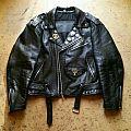 Charles Manson - Battle Jacket - My Leather Jacket