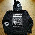 Totalitär Hoodie (RIP) Hooded Top
