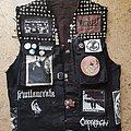My studded Vest Battle Jacket