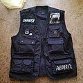 Unrest - Battle Jacket - New Vest