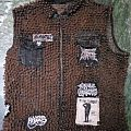 Rusted grind vest Battle Jacket