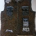 studded vest Battle Jacket