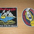 Onslaught & Quick Change rubber patches