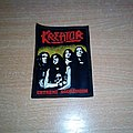 Kreator - Extreme Agression rubber Patch