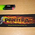 Pantera strip patch