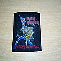 Iron Maiden - The Beast on the Road Patch