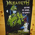 Megadeth - So Far, So Good... So What! backpatch