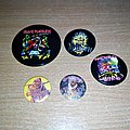Iron Maiden pins Pin / Badge
