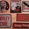 Some of my new (vintage) patches