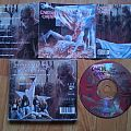 Cannibal Corpse - Tape / Vinyl / CD / Recording etc - CANNIBAL CORPSE-tomb of the mutilated first edition CD 1992
