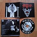 Morbosidad - Tape / Vinyl / CD / Recording etc - MORBOSIDAD-Morbosidad-Cojete a Dios por el Culo first edition CD 2008