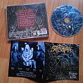 Suffocation - Tape / Vinyl / CD / Recording etc - SUFFOCATION-pierced from within first edition CD 1995 very rare
