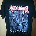 BENEDICTION-transcend the rubicon TShirt or Longsleeve