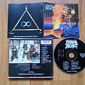 Morbid Angel - Tape / Vinyl / CD / Recording etc - MORBID ANGEL-formulas fatal to the flesh first edition 1998