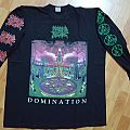 Morbid Angel - TShirt or Longsleeve - MORBID ANGEL-domination OG tour-LS 1996, very, very rare
