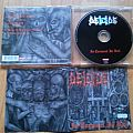 Deicide - Tape / Vinyl / CD / Recording etc - DEICIDE-in torment in hel first edition CD 2001