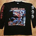 Cannibal Corpse - TShirt or Longsleeve - CANNIBAL CORPSE-tomb of the mutilated LS orig. BlueGrape Direct Merch 1992
