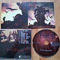 Funerus - Tape / Vinyl / CD / Recording etc - FUNERUS-festering earth first edition CD 2004