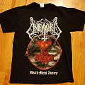 UNLEASHED-death metal victory, size M, OG 2005 TShirt or Longsleeve