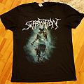 SUFFOCATION-…of the dark light TS front TS, OG Nuclear Blast 2017 TShirt or Longsleeve