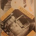 Khanate Northern Deride Tour Poster Other Collectable