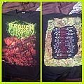 Broken Hope Omen of Disease Tour Shirt
