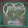 Obituary World Demise patch