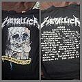 Metallica Death Magnetic US Tour Shirt