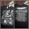 Carcass Inked In Steel Tour Shirt
