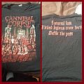 Cannibal Corpse Priests of Sodom Shirt