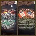 Amon Amarth Deceiver of the Gods US Tour Shirt