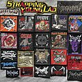 Strapping Young Lad - Patch - Patches to go on my new kutte