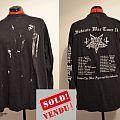 Dark Funeral - Satanic war tour II (long sleeves '97 tour) TShirt or Longsleeve