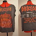 Tshirt Deicide-Amon - Feasting the beast ('93 tour)