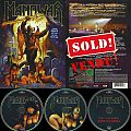 DVD Manowar - Hell on earth IV (3 dvd) Tape / Vinyl / CD / Recording etc