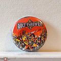 Bolt Thrower - Pin / Badge - Bolt Thrower - War master (badge)