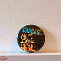 Carcass - Pin / Badge - Carcass - Necroticism descanting the insalubrious (badge)
