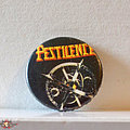 Pestilence - Pin / Badge - Pestilence - Spheres (badge)