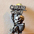Cannibal Corpse - Pin / Badge - Cannibal Corpse - Butchered at birth (pin)