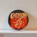 Kreator - Pin / Badge - Kreator - Pleasure to kill (badge)