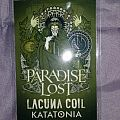 Paradise Lost-Tragic Illusion Tour Pass Other Collectable