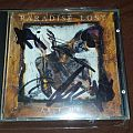 Paradise Lost-As I Die CD Single Signed