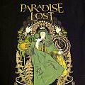 Paradise-Lost-Tragic Illusion Tour 2013(25th anniversary)signed by the band