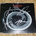 Paradise Lost-Erased Signed