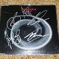 Paradise Lost-Erased Signed Tape / Vinyl / CD / Recording etc
