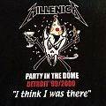 Metallica-Party In The Dome Crew shirt 99/2000