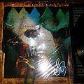 Paradise Lost-Shades Of God LP 1st Press Signed Tape / Vinyl / CD / Recording etc