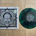 Paradise Lost-Obsidian(Green,Black Splatter Vinyl)